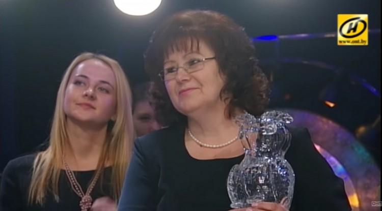 Брестчанка Нина Федчук стала обладательницей Хрустальной совы «Что? Где? Когда?»