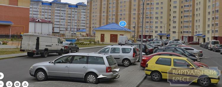 Яндекс обновил панорамы городов Беларуси, включая Брест
