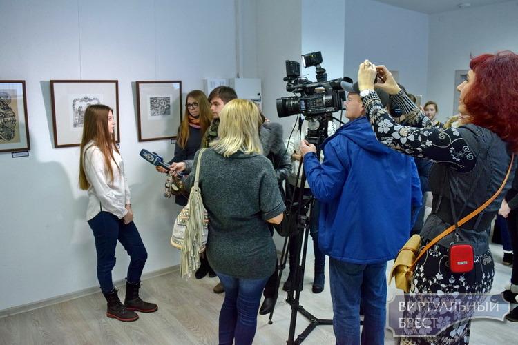 Цикл выставок об истории Бреста создают художники к 1000-летию города