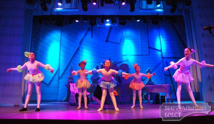 В Бресте с успехом представили мюзикл, в котором участвовали дети с аутизмом