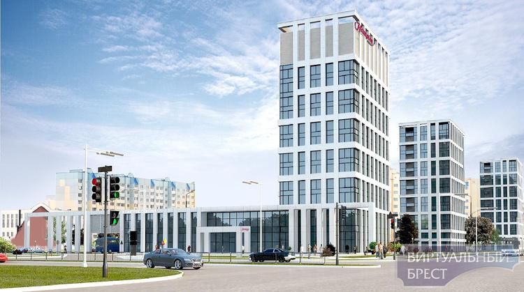 Две гостиницы планируется ввести в строй в Бресте к 1000-летию города