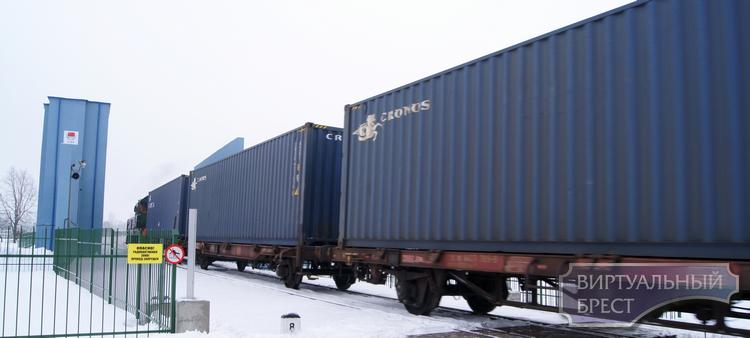 В Бресте торжественно открыли железнодорожный ИДК