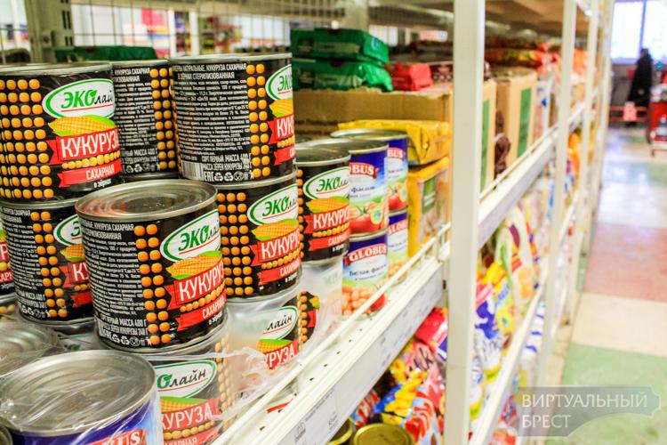 Закупаемся по-европейски: продуктовый дискаунтер уже в Бресте
