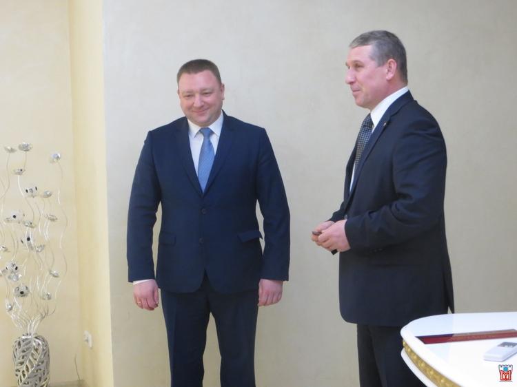В Московском районе г. Бреста – новый руководитель отдела образования, спорта и туризма