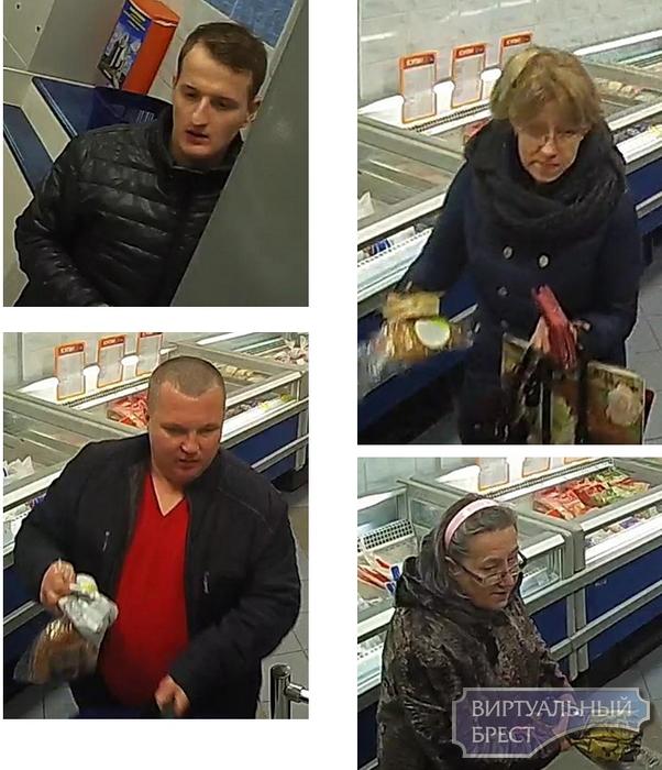 """Сразу четырёх свидетелей из магазина """"Санта"""" ищет милиция"""
