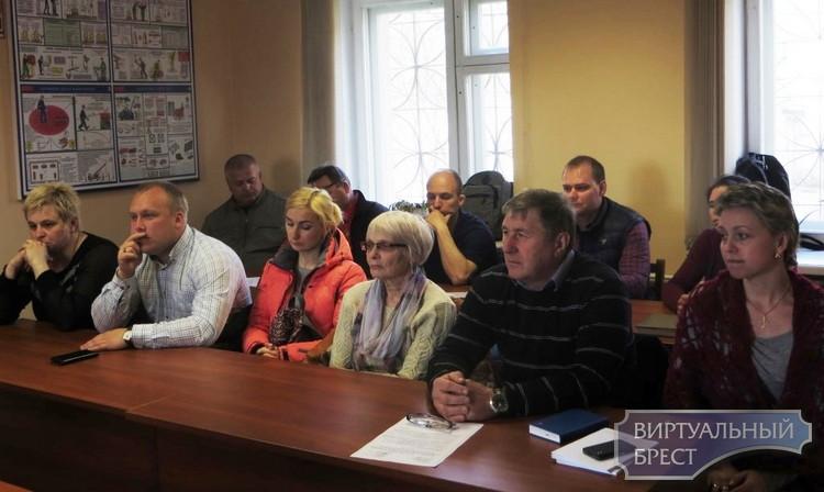 В «Брестской городской СДЮШОР» новый директор