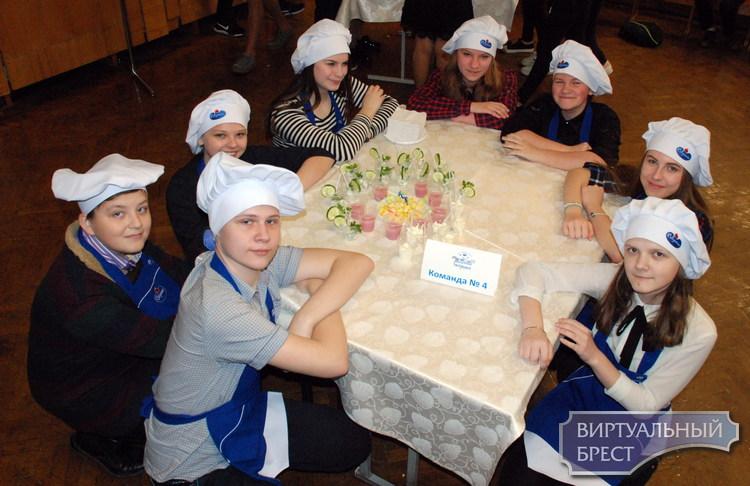 «Уроки здорового питания» проводят в школах города Бреста