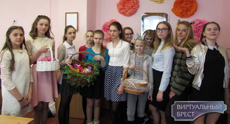 Районный клуб «Содружество» побывал в гостях у воспитанников центра «Веда»