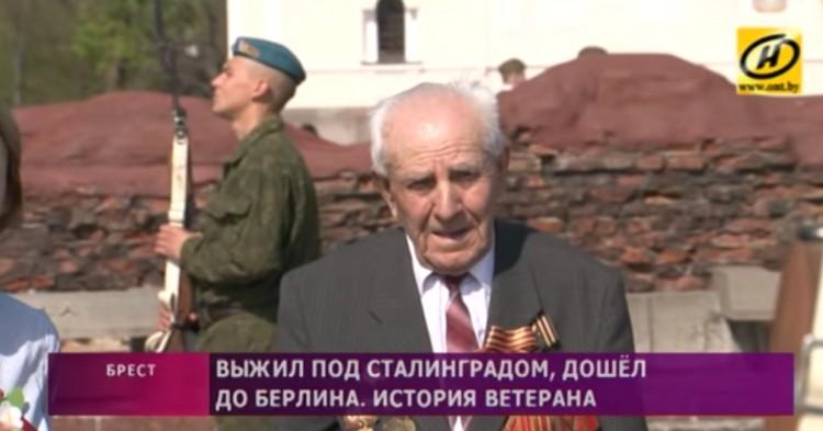 «Мы помним…» Пётр Колпаков выжил под Сталинградом и дошёл до Берлина. История ветерана