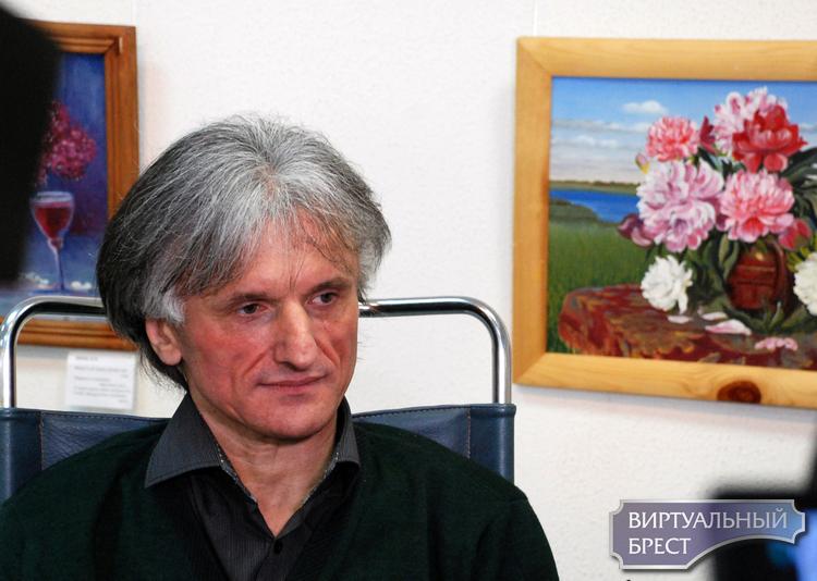 Персональная выставка «Пишу земли красу…» Анатолия Галушко