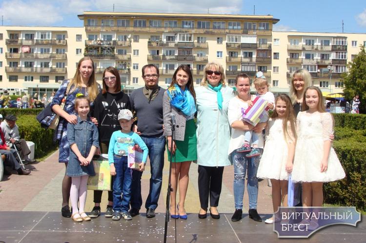 Праздник «УПричала» собрал семьи Ленинского района г. Бреста