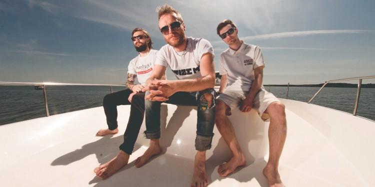 Группа «Дай дарогу» номинирована на премию Rock Profi