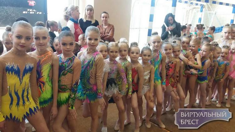 Шесть медалей завоевали представительницы Брестской СДЮШОР БФСО «Динамо» на открытом чемпионате Витебска