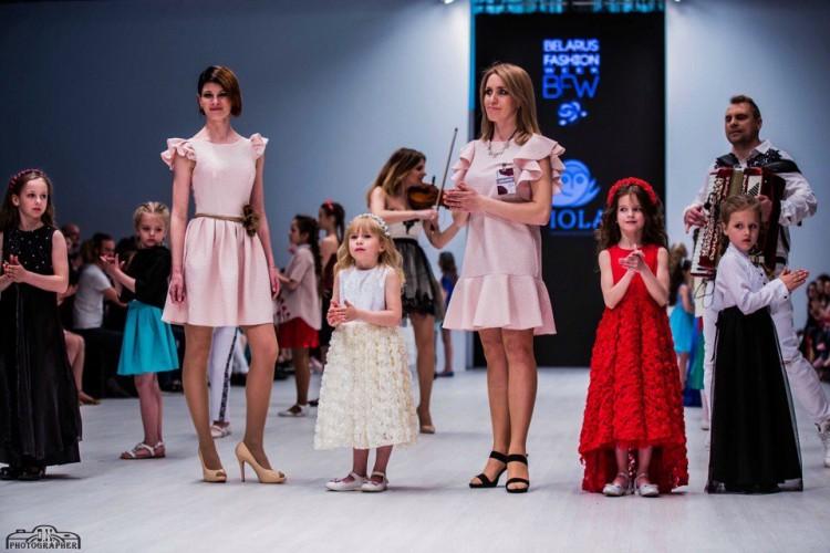 Брестский дизайнер покорил главный подиум Республики Беларусь