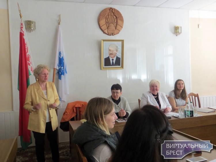 Состоялась встреча студентов БрГТУ с поэтами и прозаиками Бреста
