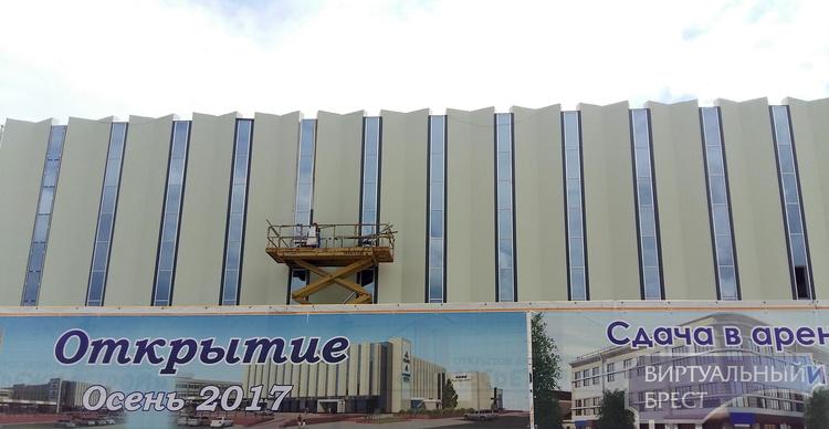 Брестский ЦУМ откроется после реконструкции в формате торгового центра