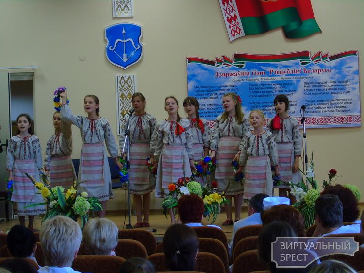 День медицинского работника отметили в УЗ «Брестская центральная поликлиника» концертом