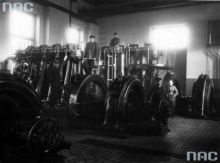 Городская дизельная электростанция - часть истории Бреста и СП ОАО «Брестгазоаппарат»