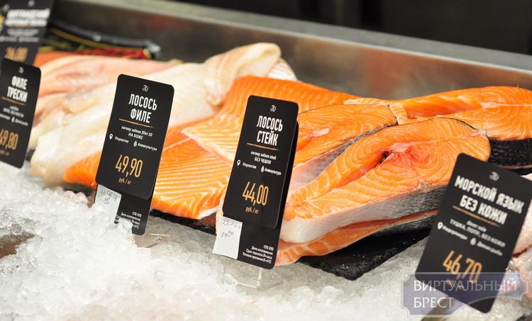 «Джон Дори» возвращается: морские деликатесы снова доступны брестчанам