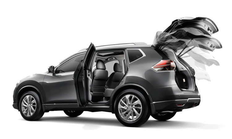 Nissan X-Trail: выгода до 5900 BYN!