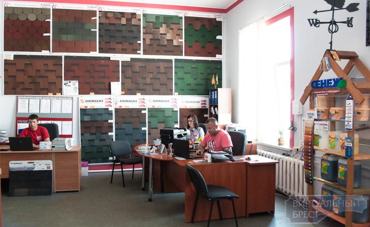 Какие стройматериалы можно купить в Бресте через интернет?
