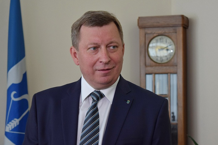 Александр Рогачук: «Наш ресурс – прямые иностранные инвестиции в город»