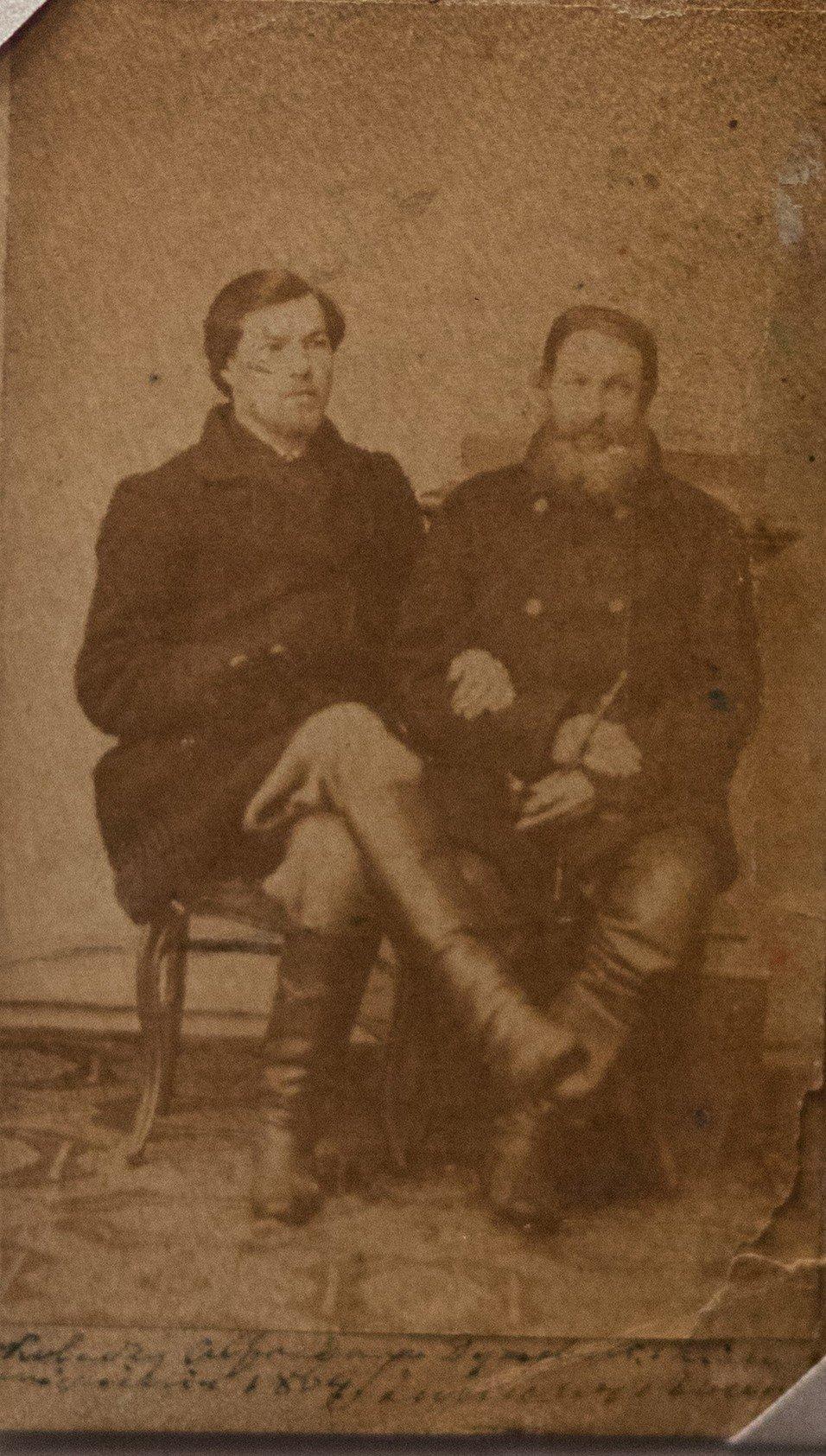 1863 год в Кобринском уезде. Аресты и высылки