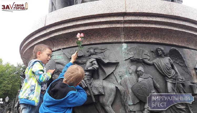 607 лет Грюнвальду: в Бресте отметили годовщину битвы
