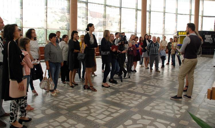 17 июля открылась фотовыставка «Свадебная мода и традиции Брестчины»
