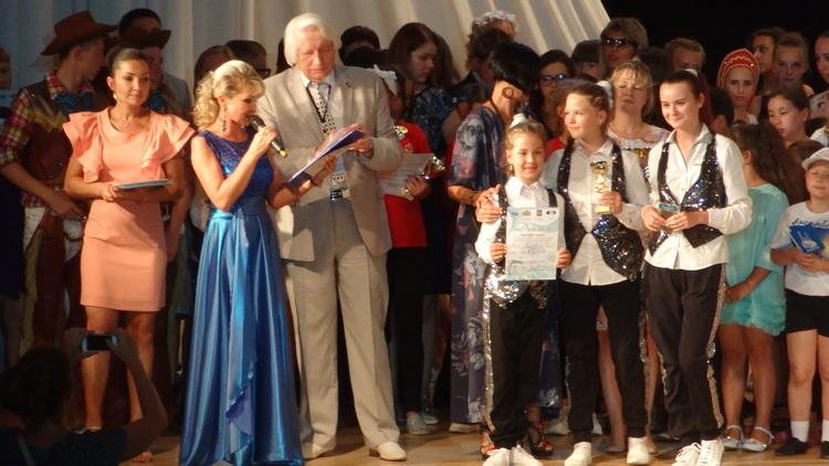 """Театр танца """"Райз Дэнс"""" принял участие в фестивале-конкурсе """"Море, вдохновение, театр"""""""