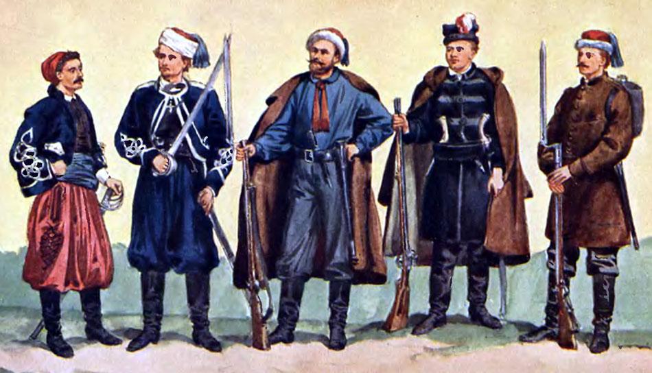 1863 год в Кобринском уезде. Причины и последствия восстания