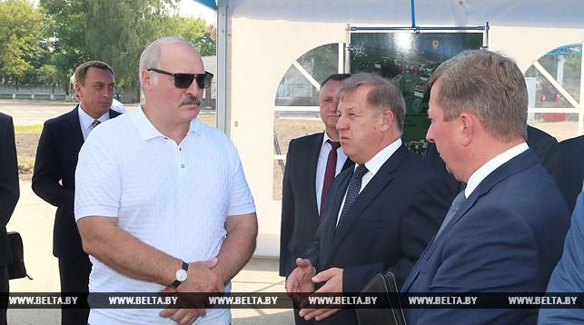 """""""Людей обижать нельзя"""" - Лукашенко о сносе жилья при строительстве Западного обхода"""