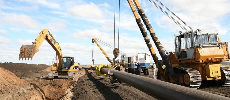 В Брестской области на треть перевыполнили годовое задание по прокладке газопроводов
