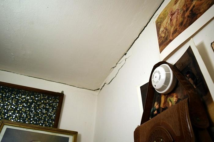 ЧК проверила дом на Набережной, который дал трещину