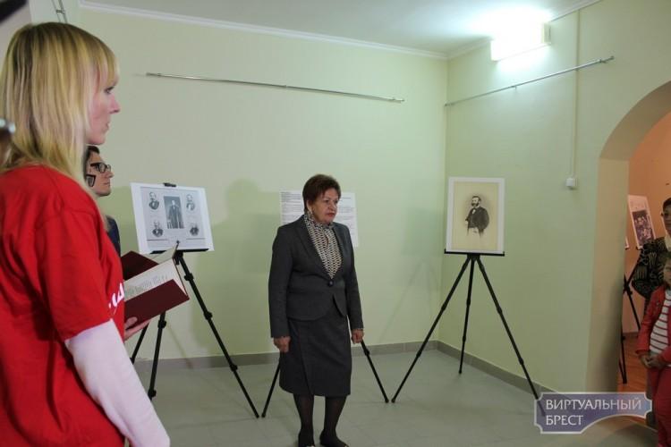 Выставка «Белорусский Красный Крест - гуманизм без границ» открылась в крепости