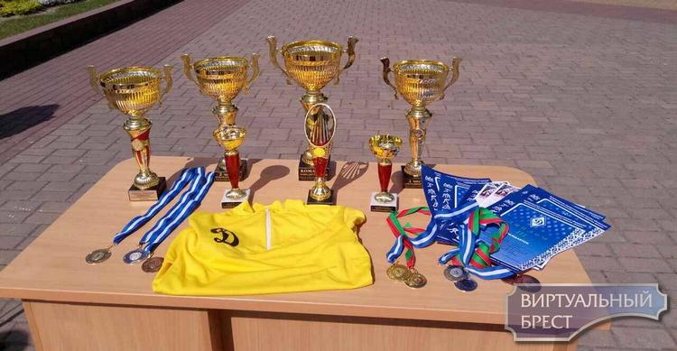 26 августа завершилось открытое первенство БФСО «Динамо» по многодневной велогонке среди юношей 2001-2002 г.р