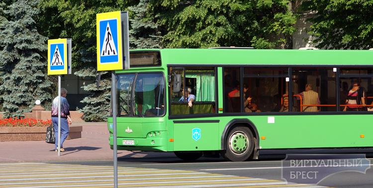 Изменения в расписании автобусов с 1 сентября 2017 года в Бресте