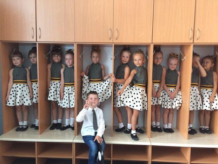 Традиционно школа Май Бэби поздравляет с началом учебного года