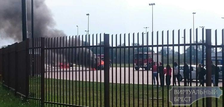 Сбор средств потерпевшим во время пожара на польской границе прекращен, не начавшись