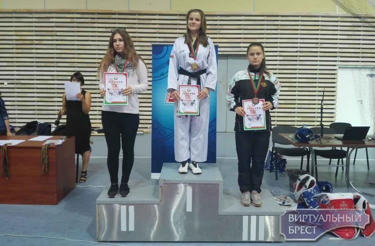 7 медалей завоевали учащиеся Брестской СДЮШОР БФСО «Динамо»