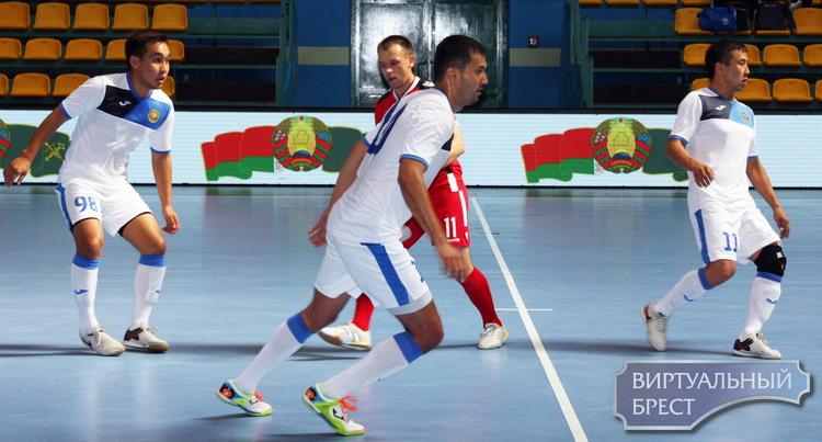 День третий: В матче лидеров Армения победила Беларусь