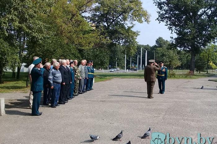 Как в Бресте 10 сентября отметили День танкиста