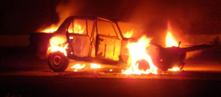 Брестчанин из мести поджег автомобиль обидчика своей бывшей жены