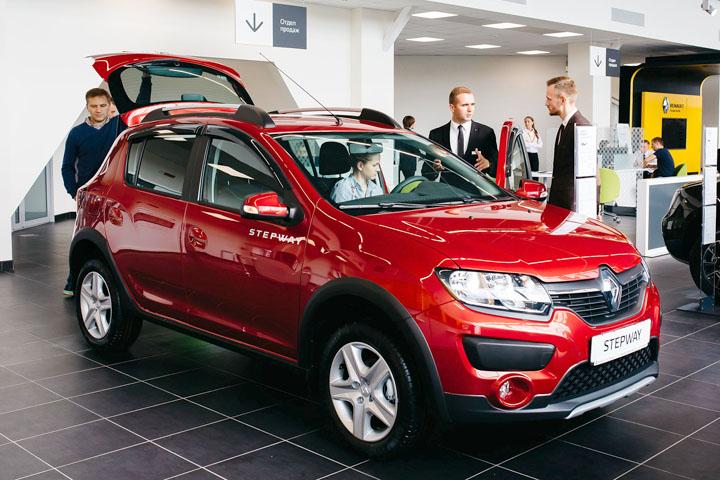 Новые Renault - от 69 рублей в месяц под 0% до конца года