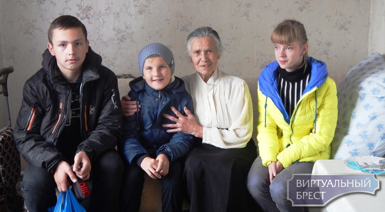 Забота о пожилых -  «забота» о душе