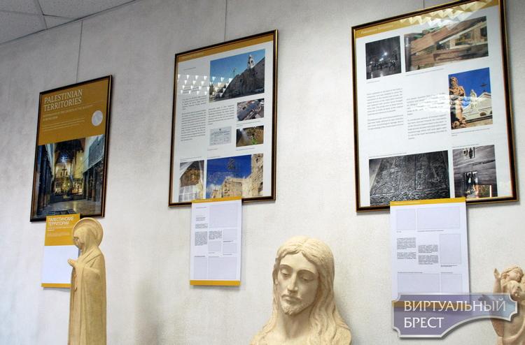 В Бресте работает фотовыставка «Разнообразие культур»