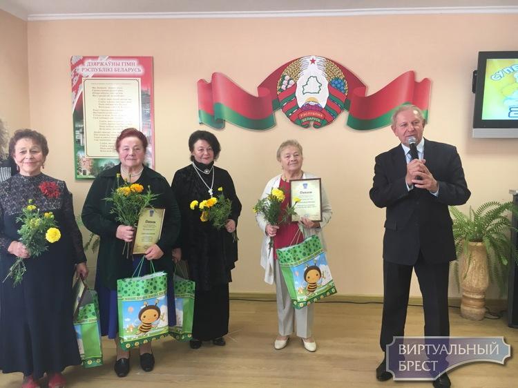 Ежегодным конкурс «Супербабушка» состоялся в Бресте