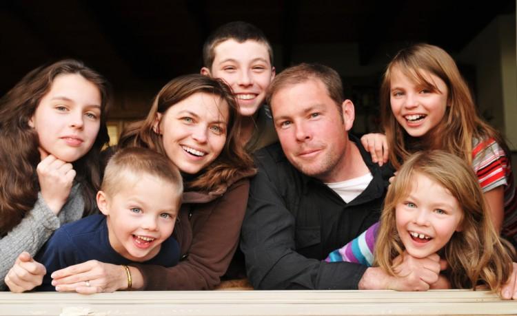 Самые большие семьи Брестской области живут в Столинском и Кобринском районах