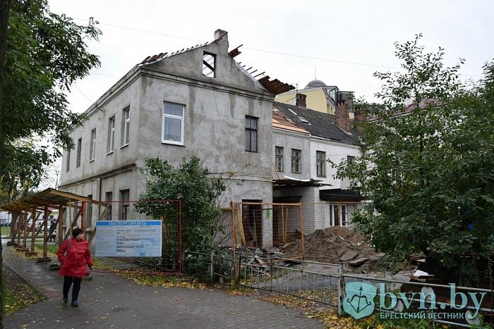 На капремонты домов в Бресте потратят 16 миллионов