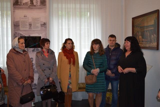 В Ленинском районе г. Бреста пятерым женщинам вручили особую награду - орден Матери